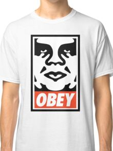 Obey Design, High Quality  Classic T-Shirt