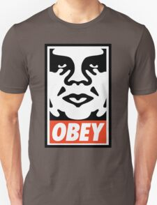Obey Design, High Quality  T-Shirt