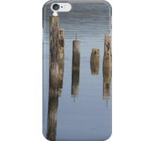 Pier Illusions  iPhone Case/Skin