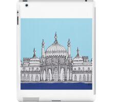 Pavilion Blues iPad Case/Skin