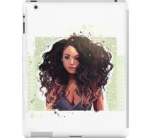 Normani Kordei iPad Case/Skin