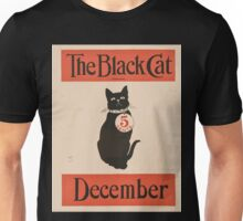 Artist Posters The Black Cat December 0998 Unisex T-Shirt