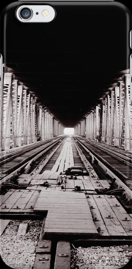 Rail Bridge by Beth Thompson