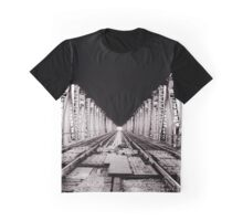 Rail Bridge Graphic T-Shirt