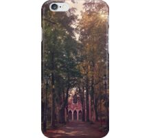 The Path Less Traveled iPhone Case/Skin