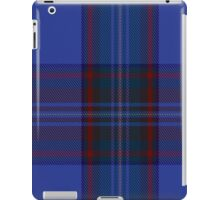 00752 Bank of Scotland 2000 Tartan  iPad Case/Skin