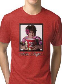 Aieta Buffet Tri-blend T-Shirt