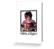 Aieta Buffet Greeting Card