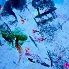 Oriental abstract by Shulie1