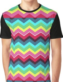 Fiesta Chevron Graphic T-Shirt
