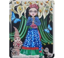 Princess Frida iPad Case/Skin