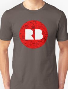 RedBubble, RB, Doodle, logo T-Shirt