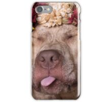 Flower Power, Walter being silly iPhone Case/Skin