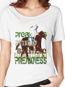 The Preakness Women's Relaxed Fit T-Shirt