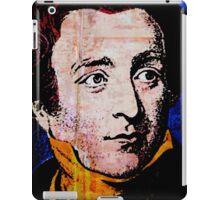 Sir Robert Peel iPad Case/Skin