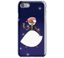 Gingerbread Woman iPhone Case/Skin