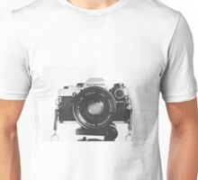 Vintage happy snap Unisex T-Shirt