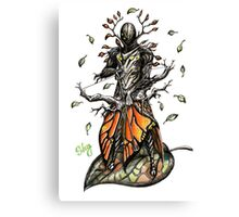 Warframe - Oberon Feyarch Canvas Print
