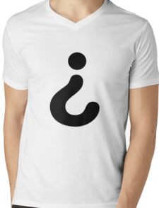 ???? Mens V-Neck T-Shirt