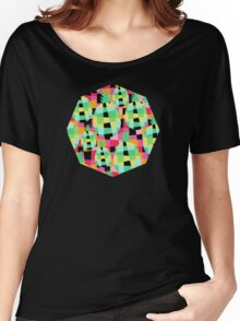 Pop-Pineapple Women's Relaxed Fit T-Shirt