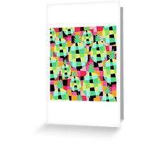 Pop-Pineapple Greeting Card