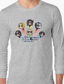 The Clone Club Girls Long Sleeve T-Shirt