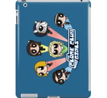 The Clone Club Girls iPad Case/Skin