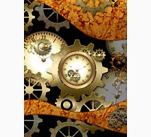Steampunk, clocks and gears  Unisex T-Shirt