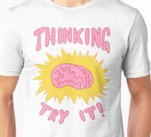 Thinking Try It! - Fabulous Brains, Man Unisex T-Shirt