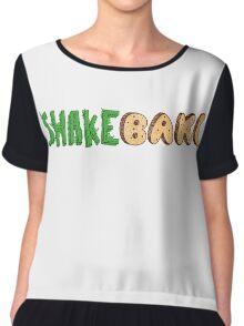 Shake and Bake Chiffon Top