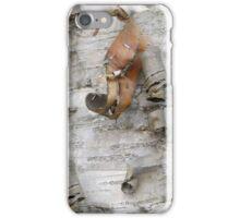 Tiled Birch Bark iPhone Case/Skin