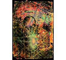 Sci-Fi Abstraction Photographic Print
