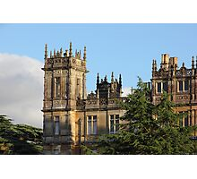 Highclere Castle (Downton Abbey) Photographic Print