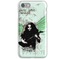 Burn Your Wings iPhone Case/Skin