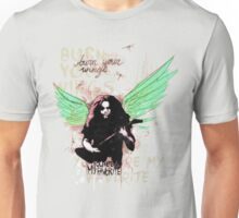Burn Your Wings Unisex T-Shirt