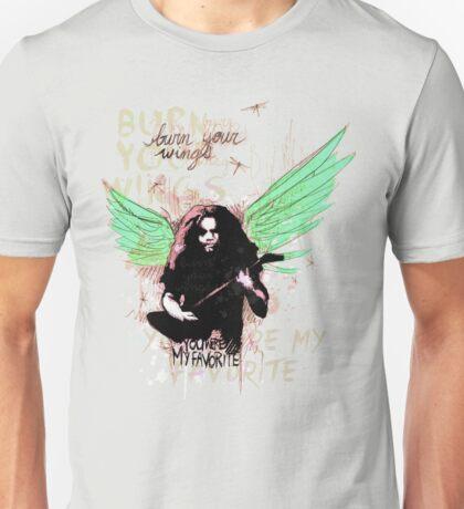Burn Your Wings Unisex T-Shirt