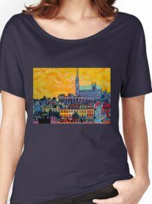 Cobh IV, Cork, Ireland Women's Relaxed Fit T-Shirt