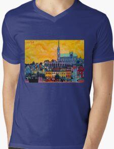 Cobh IV, Cork, Ireland Mens V-Neck T-Shirt