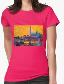Cobh IV, Cork, Ireland Womens Fitted T-Shirt