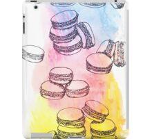 Macarons!! iPad Case/Skin