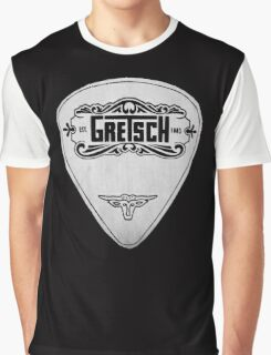 GRETSCH PICK PLECTRUM Graphic T-Shirt