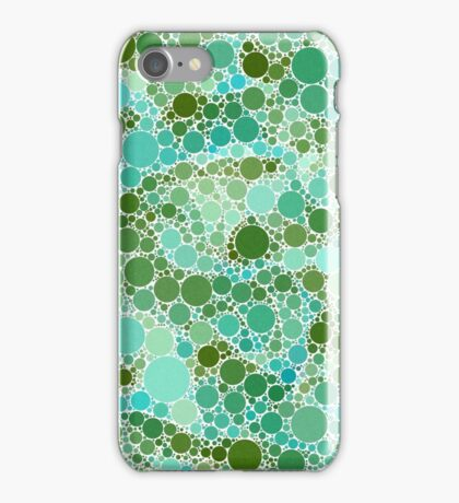 Seaweed Spots iPhone Case/Skin