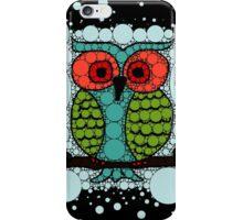 Curiosity Never Killed an Owl iPhone Case/Skin