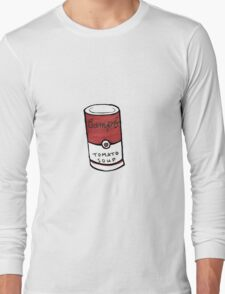 Campbell's Soup Long Sleeve T-Shirt