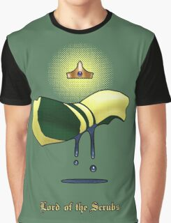 Lord of the Scrubs Graphic T-Shirt