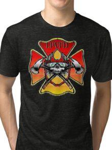 Volunteer Fire Dept Tri-blend T-Shirt