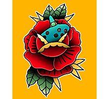 Ocarina Flower Photographic Print