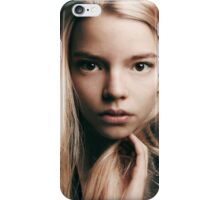 Anya Taylor Joy iPhone Case/Skin