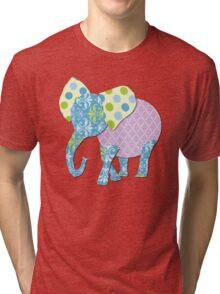 Monsieur Peanut Tri-blend T-Shirt