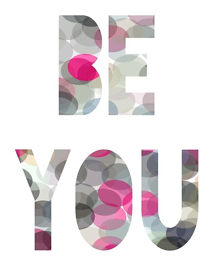 Be You by Beth Thompson